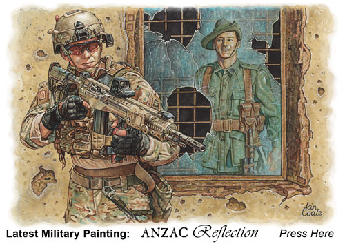 ANZAC Painting