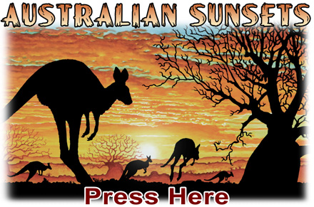 Australian Sunsets by Ian Coate