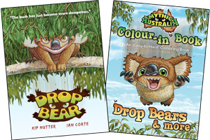 Dropbear books