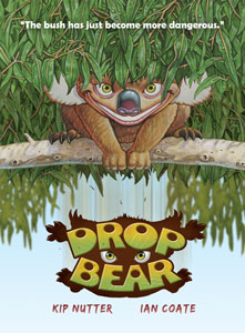 Drop bear book by Ian Coate