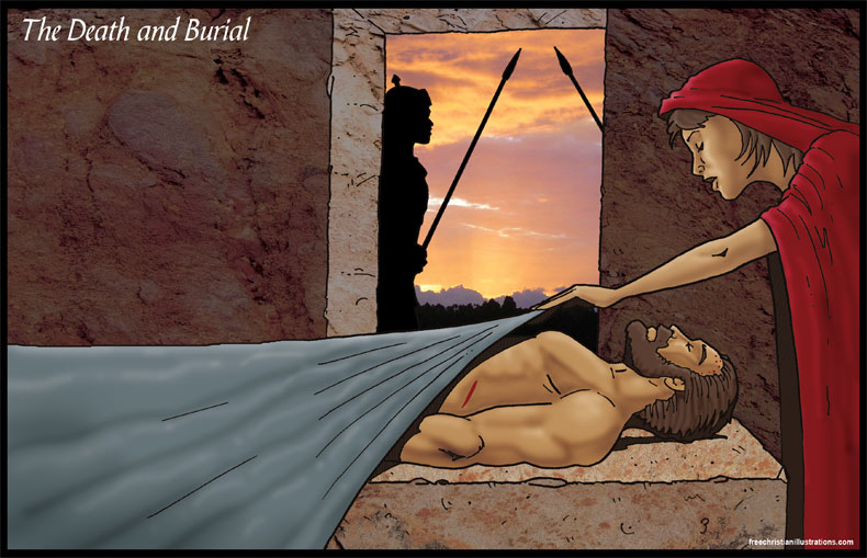 clip art jesus and the tomb - photo #50