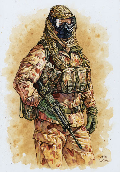 SAS in Iraq