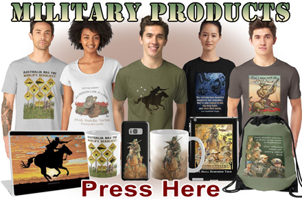 Military Merchandise by Ian Coate