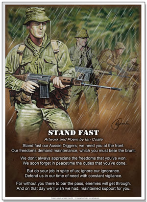 Stand Fast by Ian Coate