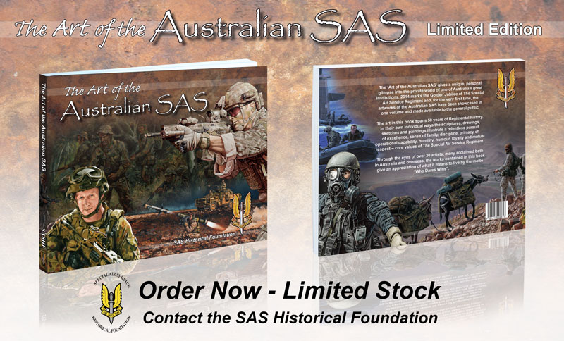 Art of the Australian SAS