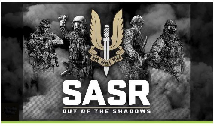 SASR Out of the Shadows