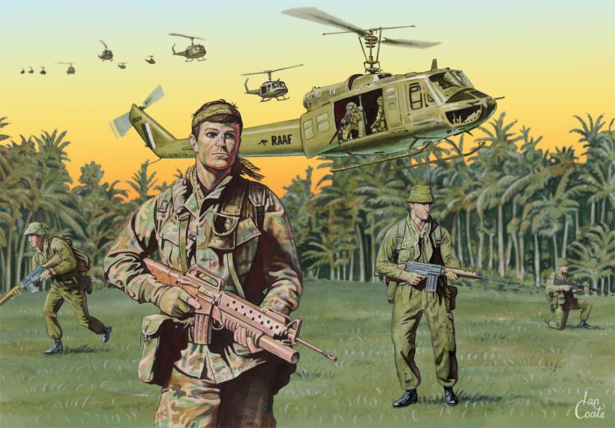Анимация, открытки армии сша